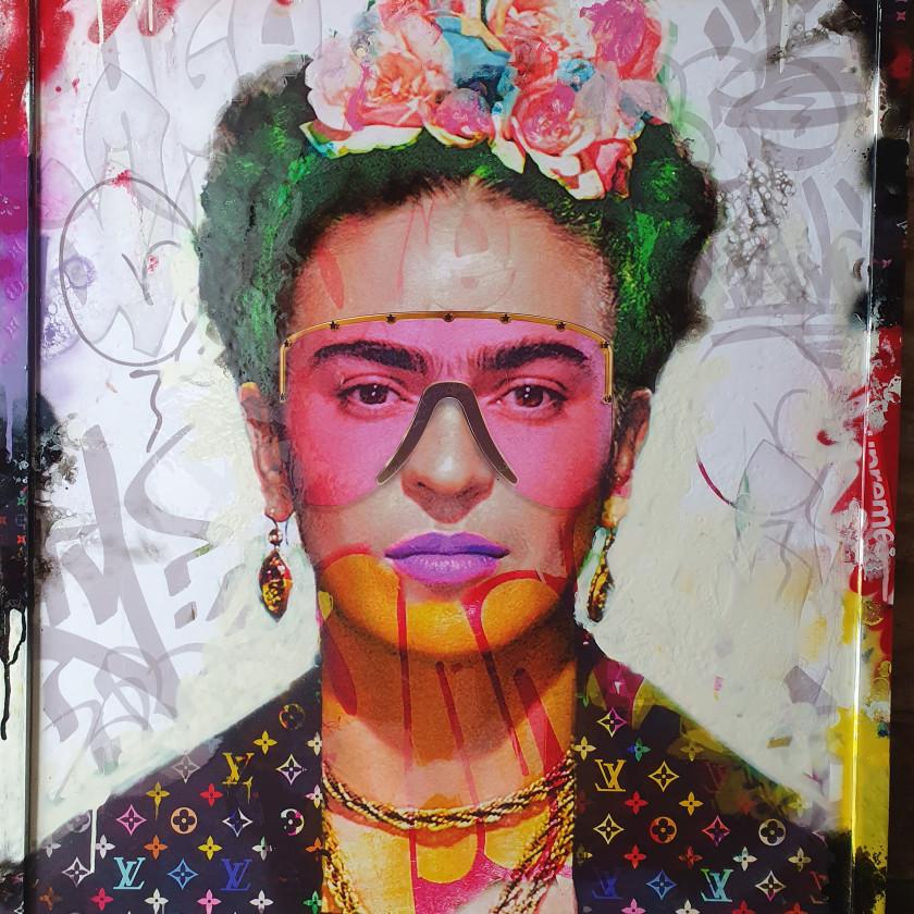 Frida Isolates, 2020