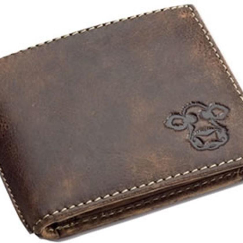 Leather Gentleman's Wallet
