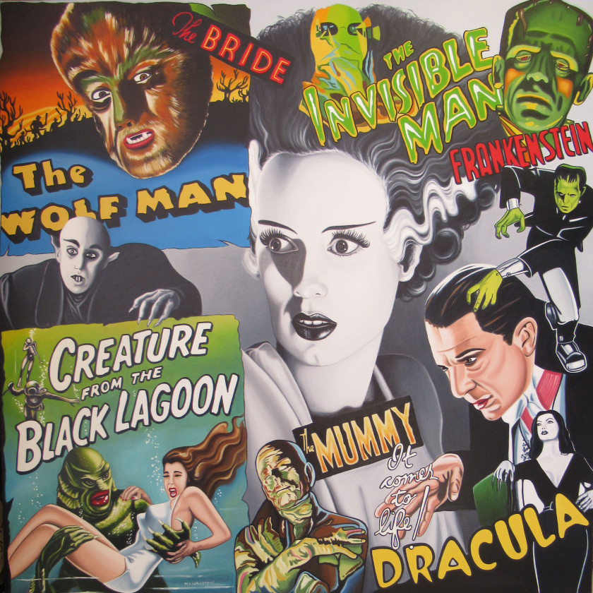 The Bride of Frankenstein (Classic Horror), 2020