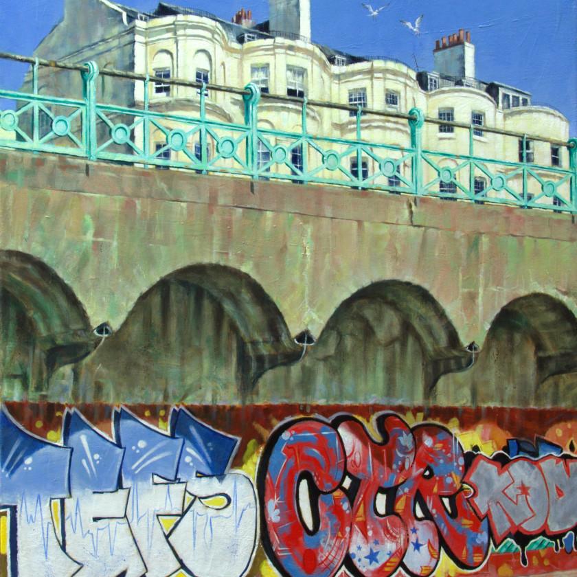 Underneath The Arches - A Brighton Series , 2018