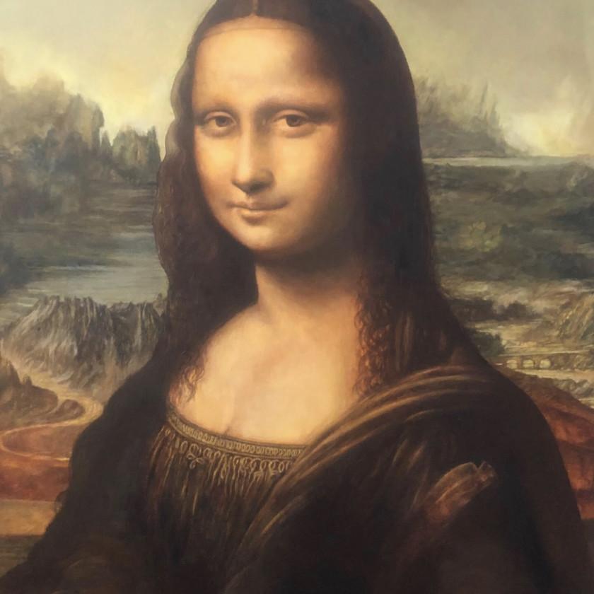 Mona Lisa - La Gioconda, 2018