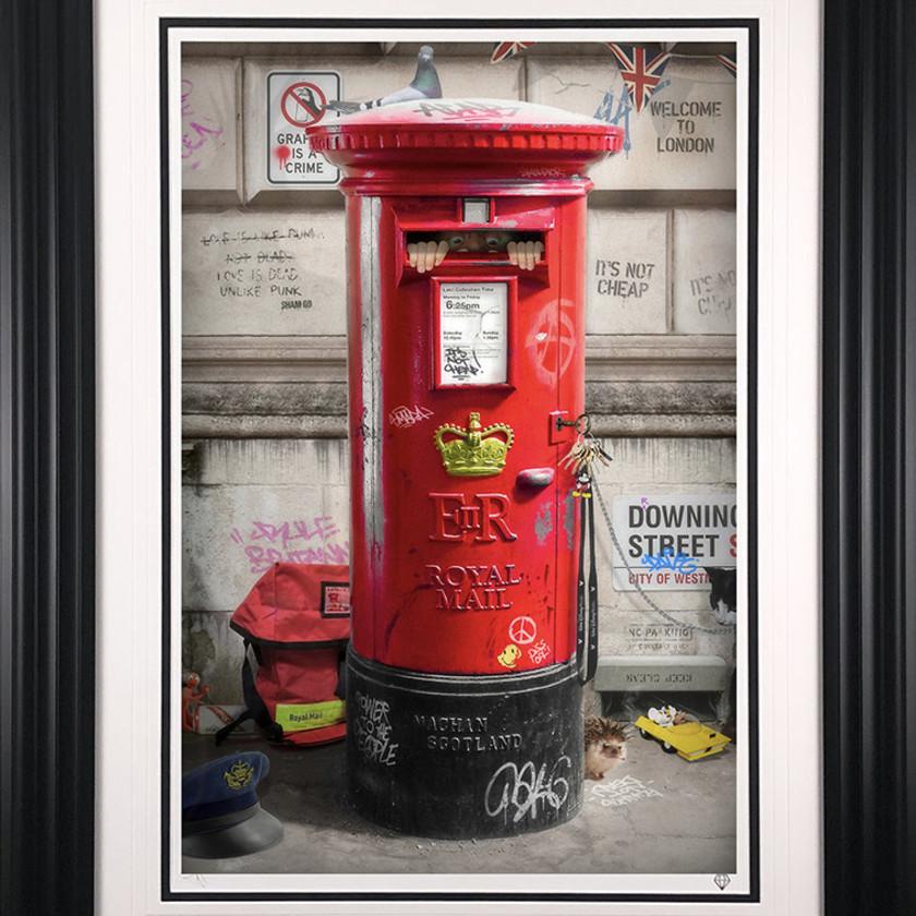 Postman Patrick, 2020