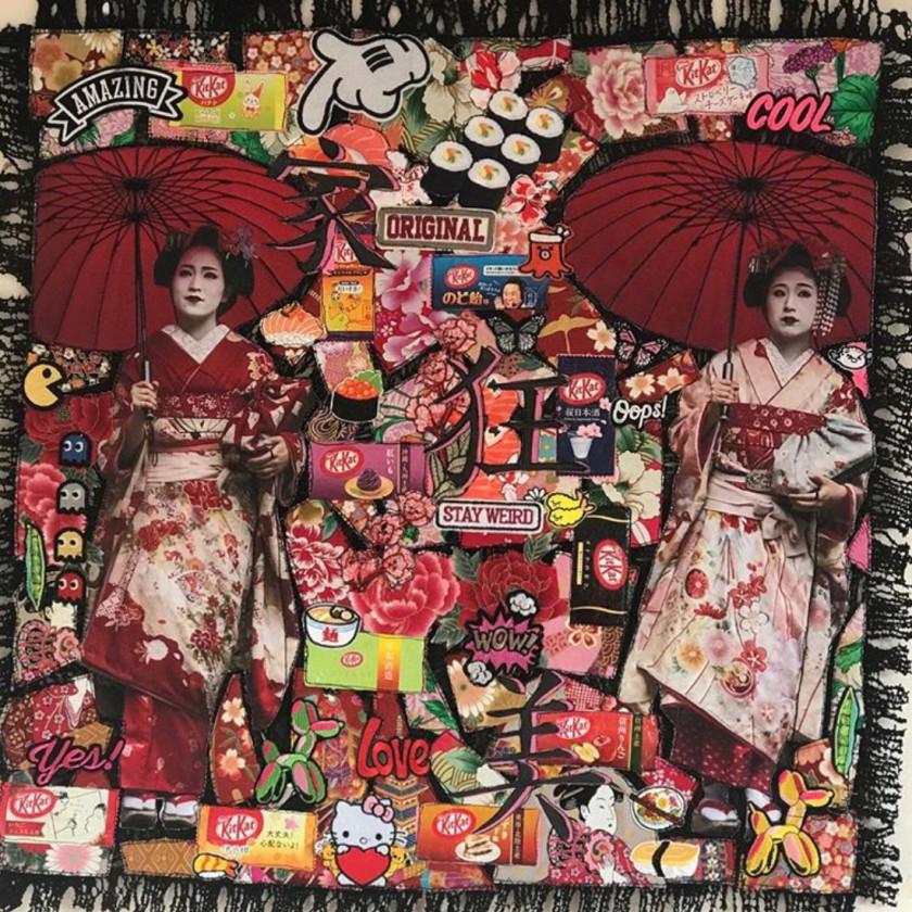 Crazy Japan - Original, 2019