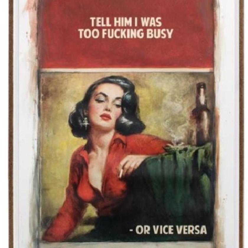 Vice Versa , 2019