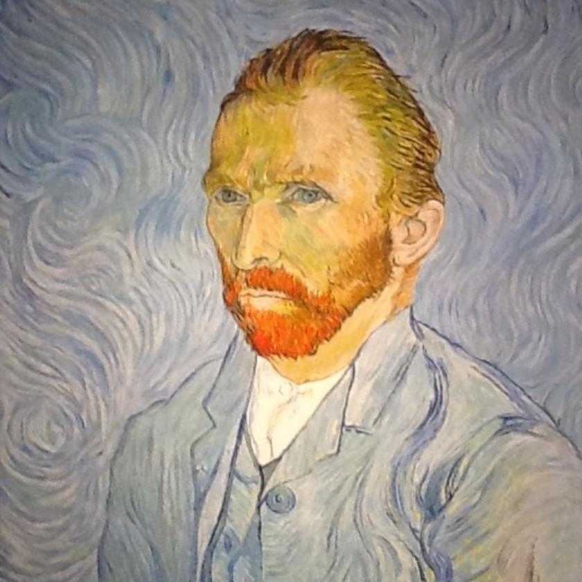 Vincent Van Gogh - Self Portrait, 2018