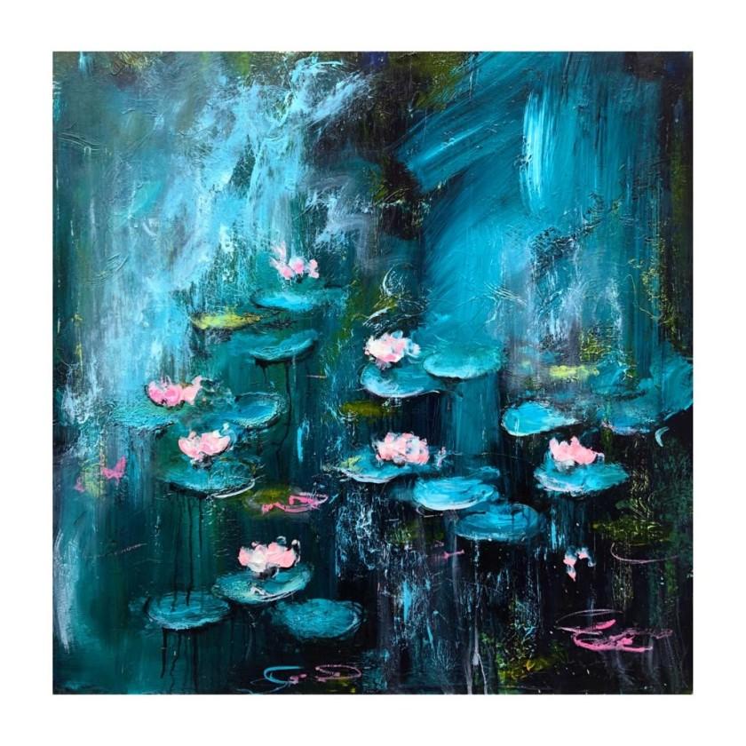Moonlight Lilies, 2020