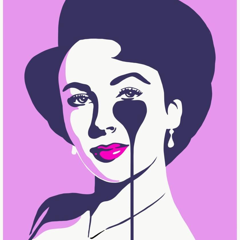 Liz Loves Rich - Lilac