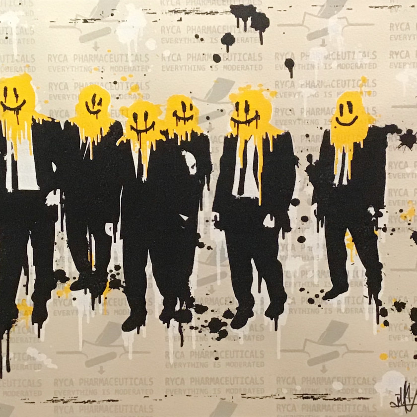 Reservoir Smiley