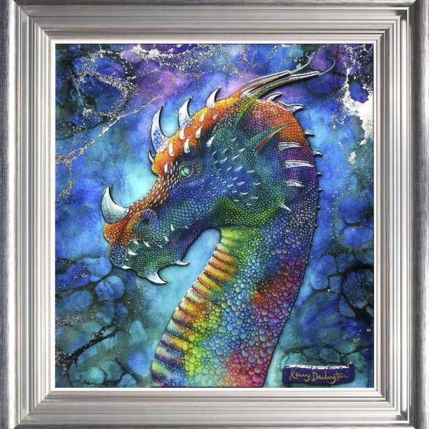 Dragon of Hidden Treasures', 2019