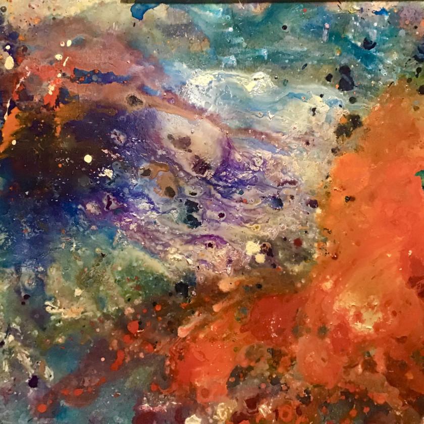 Hubble Mist, 2015