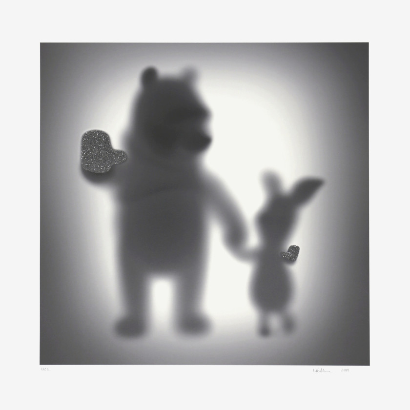 A Bear and a Pig, Diamond Dust Edition