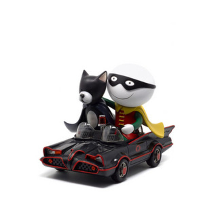 Catman & Robin, 2018