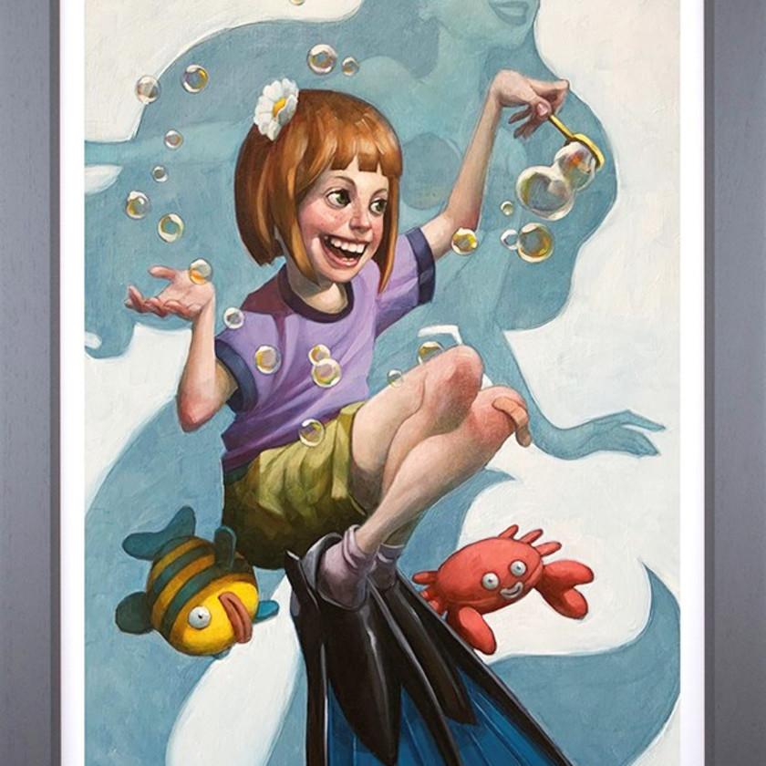 Under The Sea - Canvas, 2020