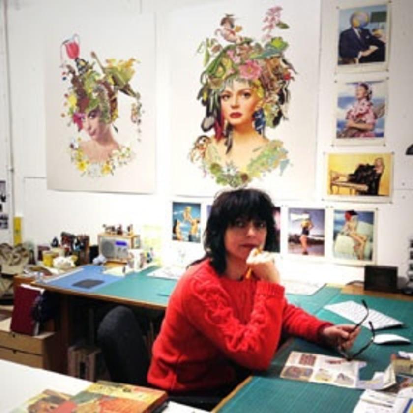 Maria Rivans - Studio Peek