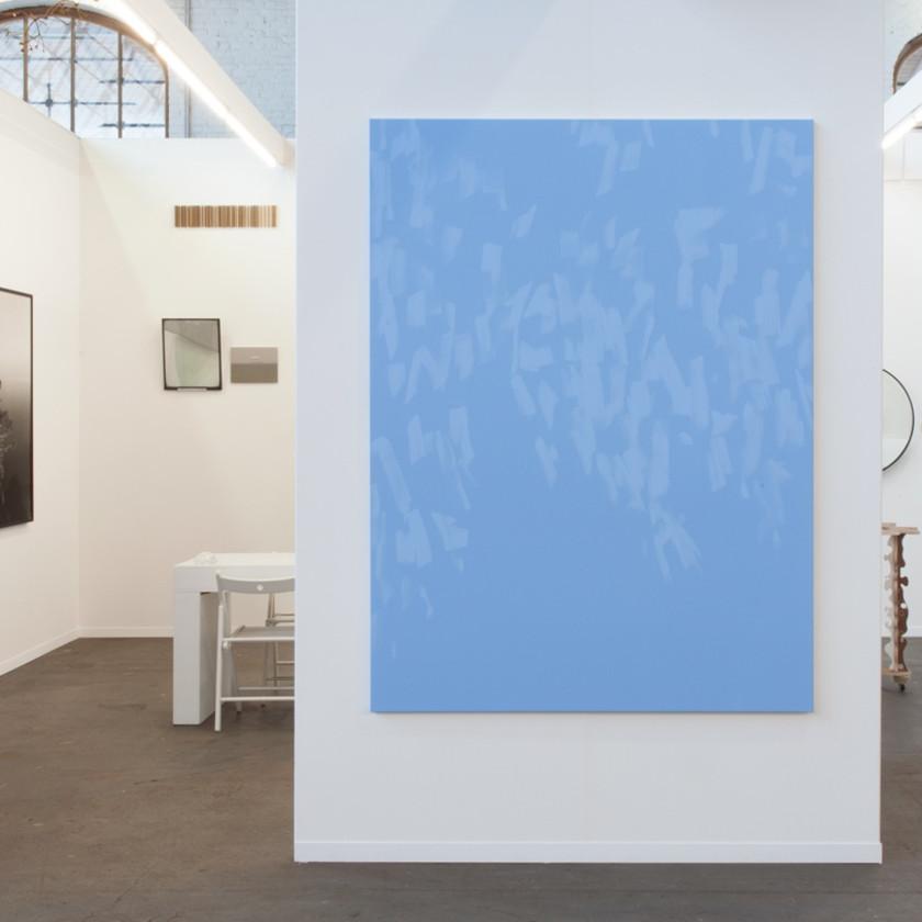 Art Brussels 2016 | Honoré ∂'O, Awoiska van der Molen, Evi Vingerling
