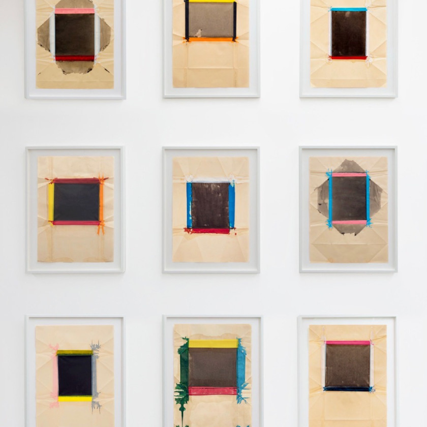 Tate Gallery London acquires 9 works from gallery artist Jeff McMillan's 'Biblio' series.