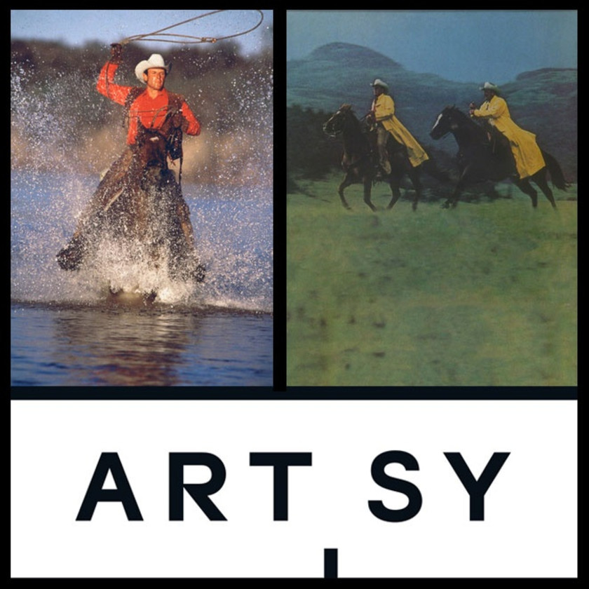 ARTSY: When Richard Prince Stole the Marlboro Man