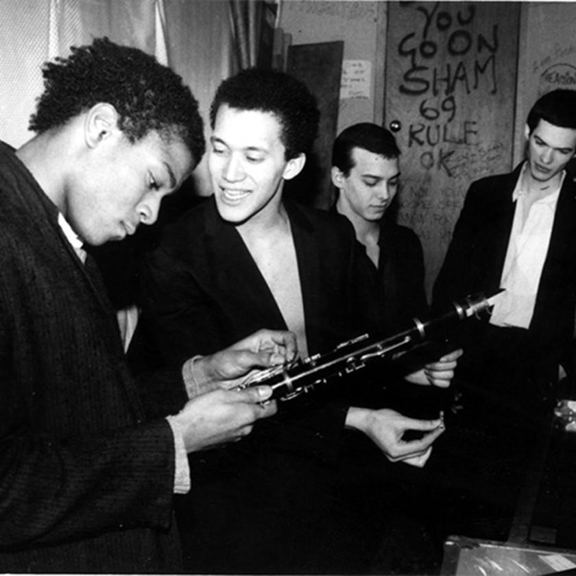 Basquiat's Un-band & the Creative Life of Michael Holman