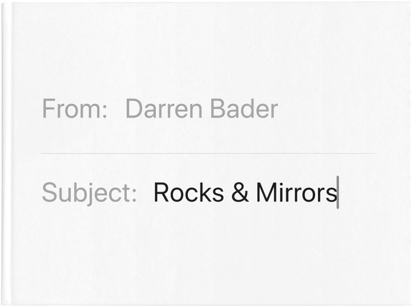 Darren Bader