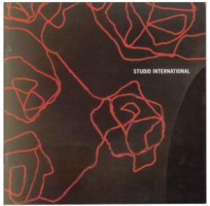 Studio International