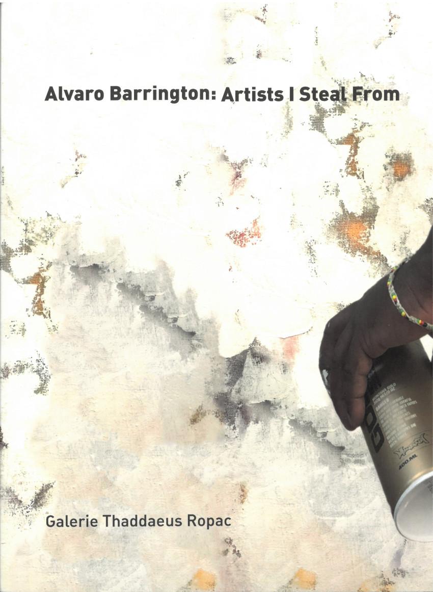 Alvaro Barrington