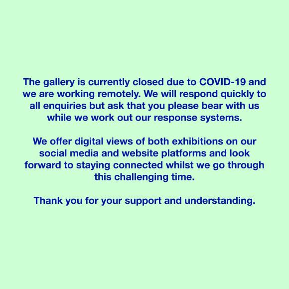 Sadie Coles HQ | COVID-19