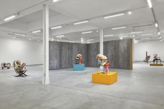 赛迪HQ画廊已重新开放
