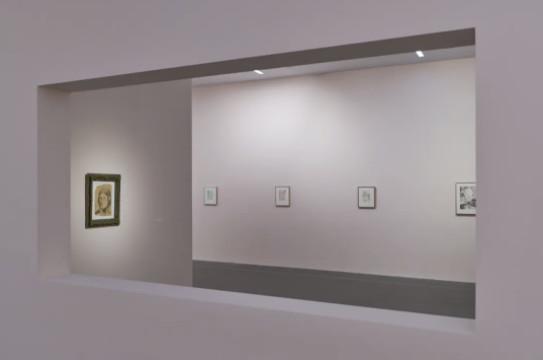 伊丽莎白·佩顿:练习丨展览现场回顾