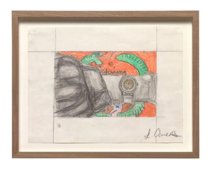 劳拉·欧文斯新展「重演」,献给故土与少年时代