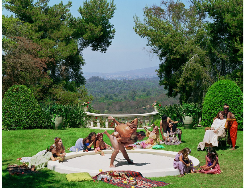 Eleanor ANTIN, A Hot Afternoon from