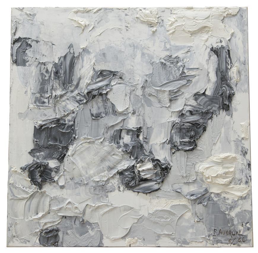 François Aubrun, Untitled #826, 1966