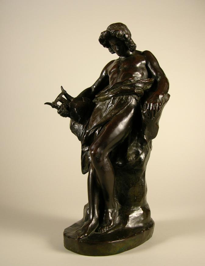 Isidore Konti, Orpheus, 1901