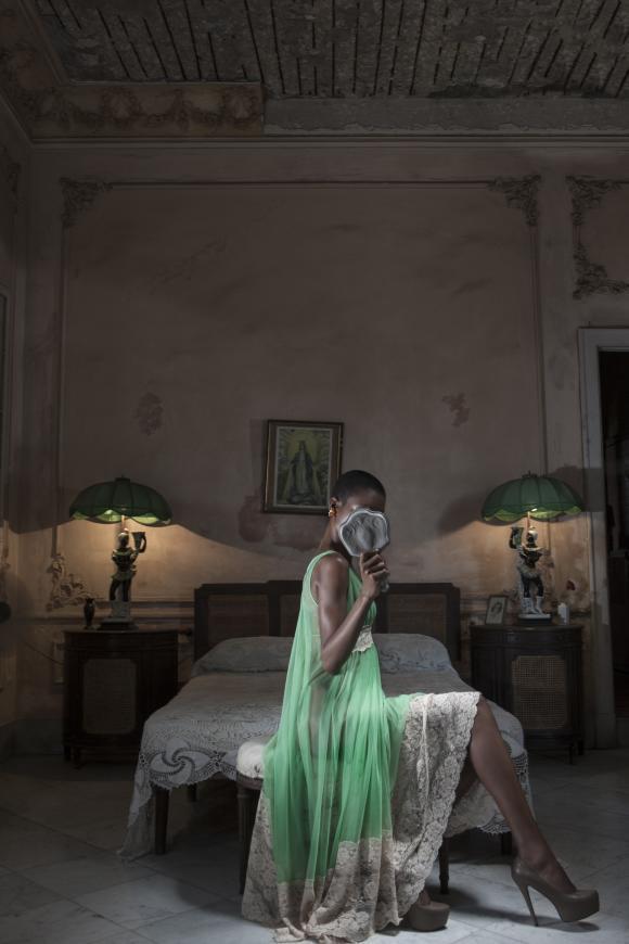 Formento & Formento, Naivys VIII, Havana, Cuba, 2014