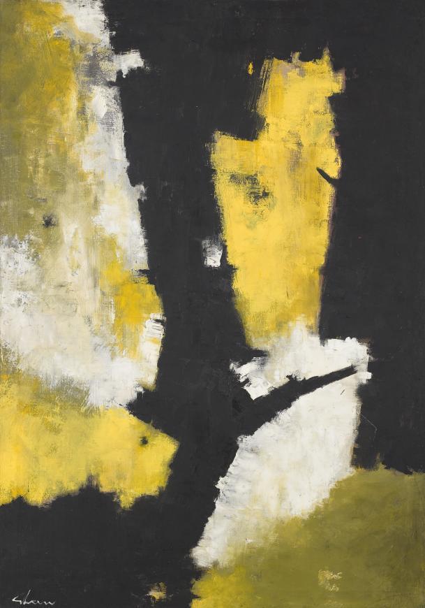 Charles Green Shaw, Root Symbol, 1959