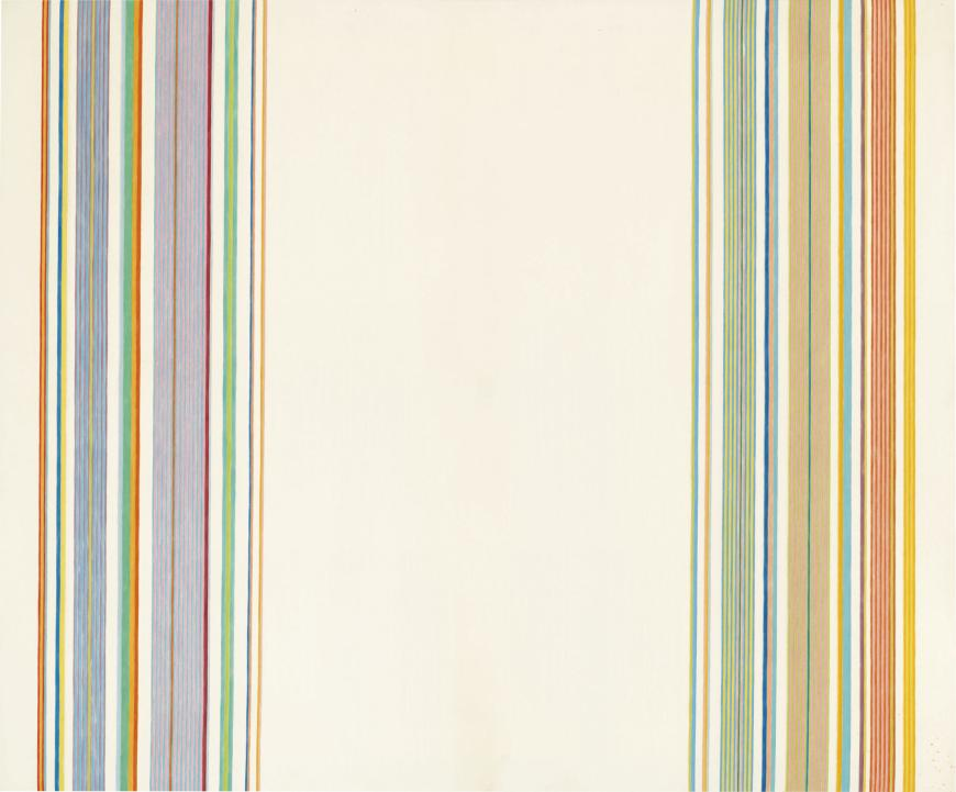 Gene Davis, Sweet Hopscotch, 1960