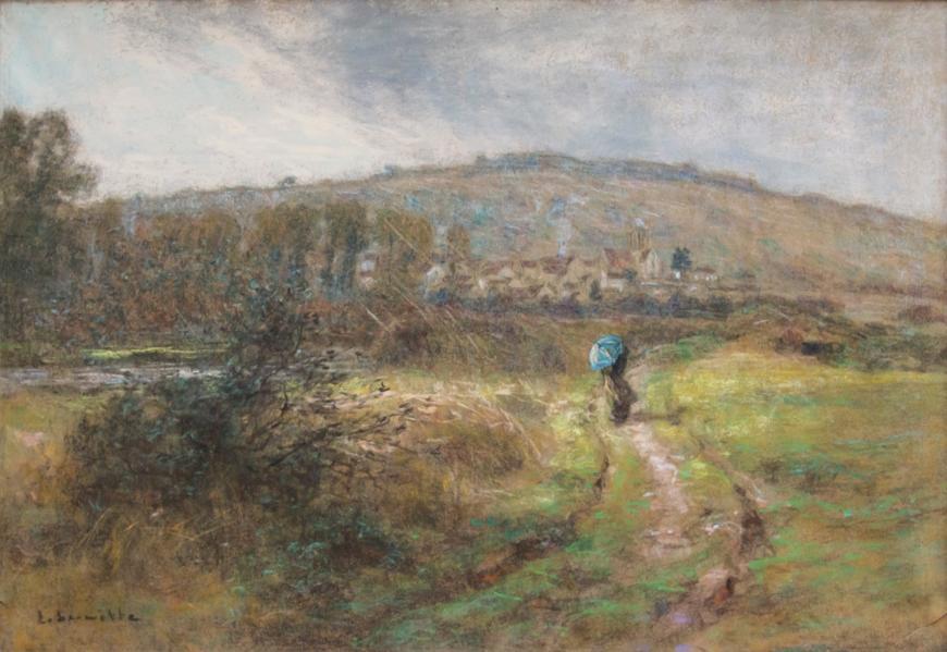 Chemin face à Chartèves