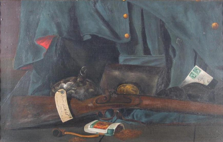Civil War Still Life