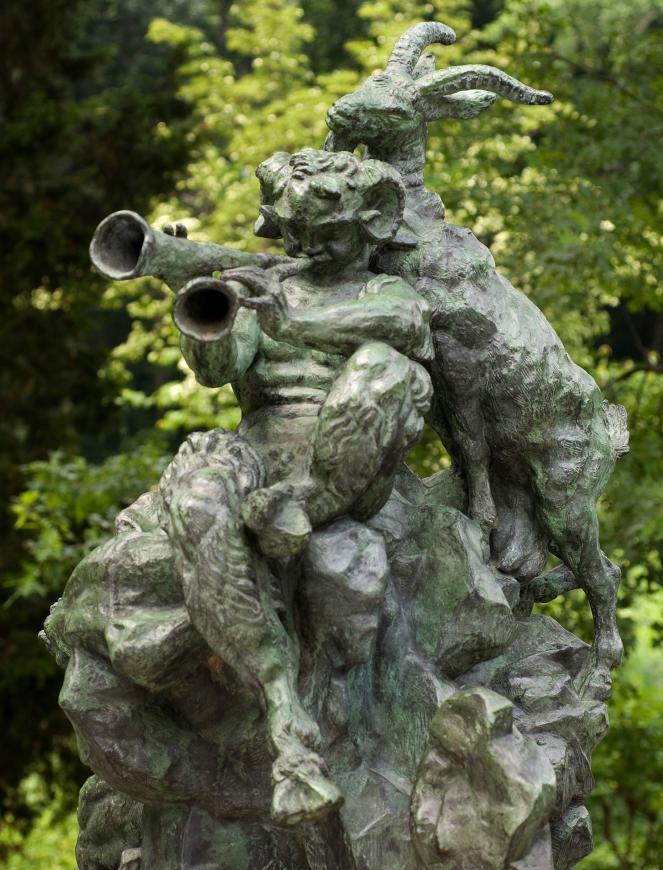 L'Art Pastoral (Monument à Debussy)