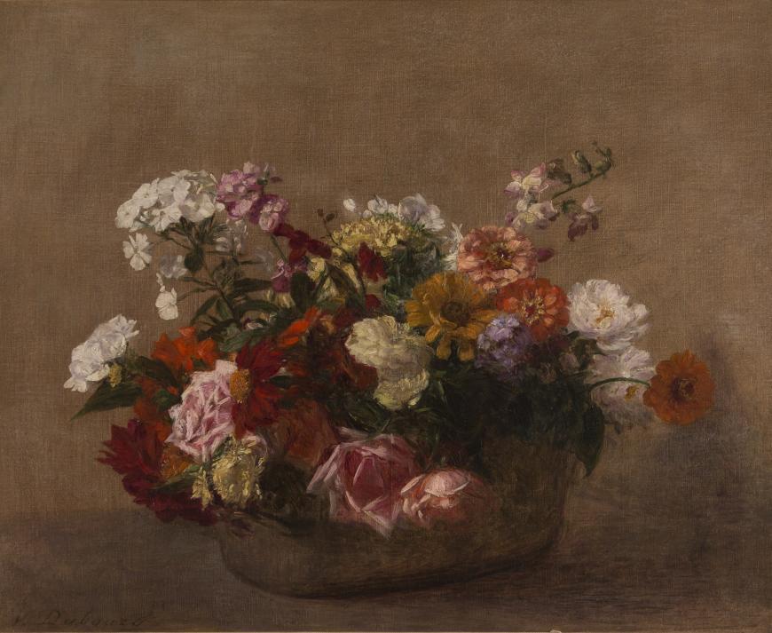 Nature Morte avec Fleurs