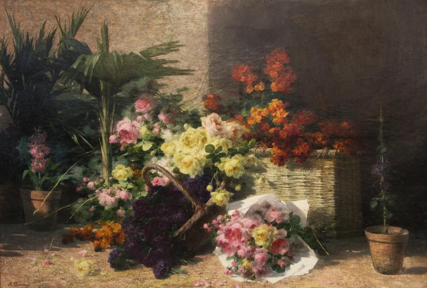 Chez la Marchande de Fleurs