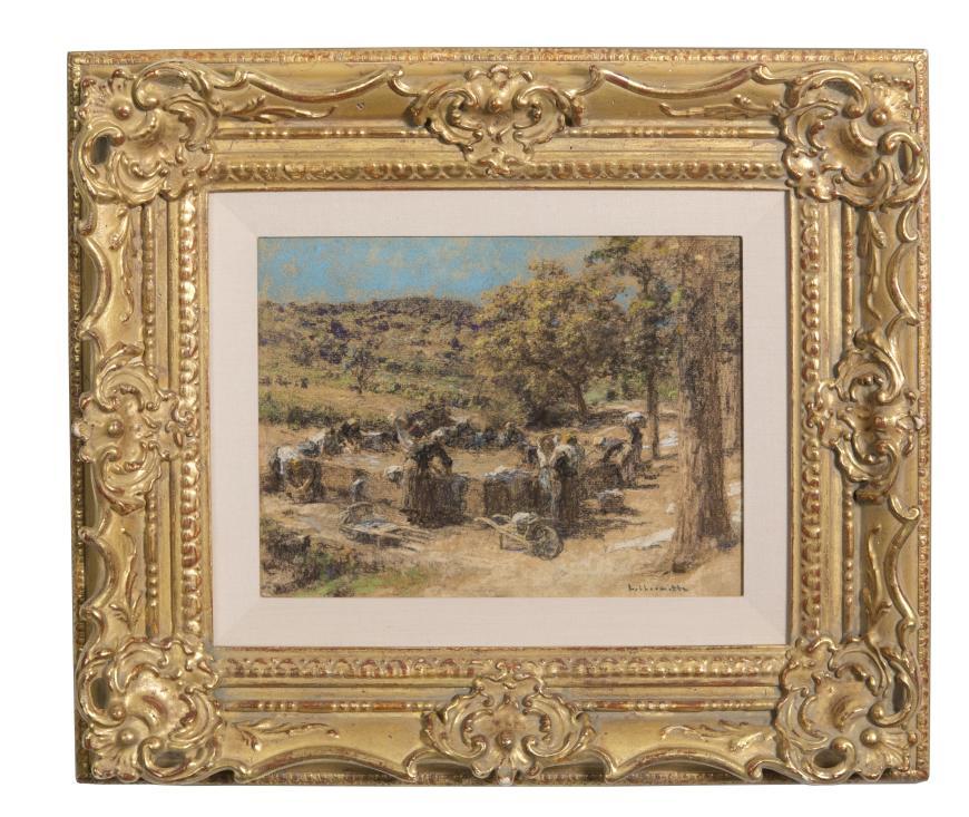Les Lavandieres en Provence