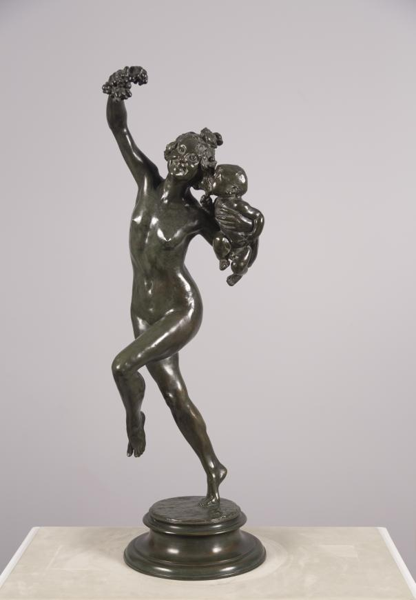 Bacchante with Infant Faun