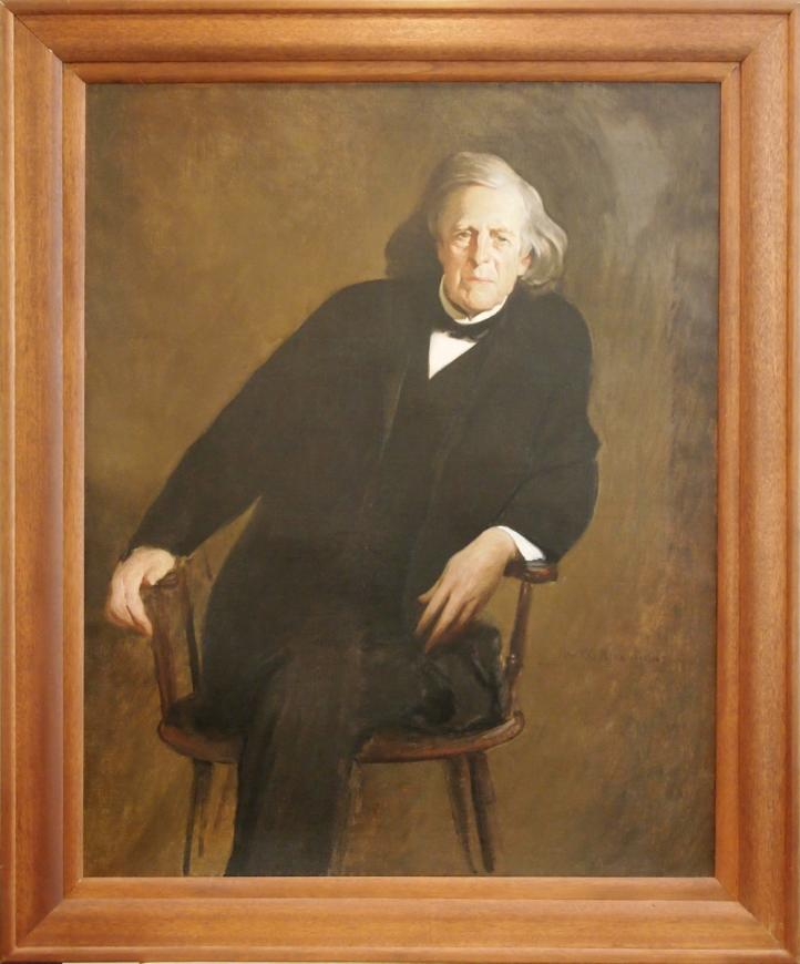 Portrait of Mercer Beasley