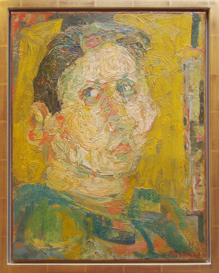 Portrait Jaune