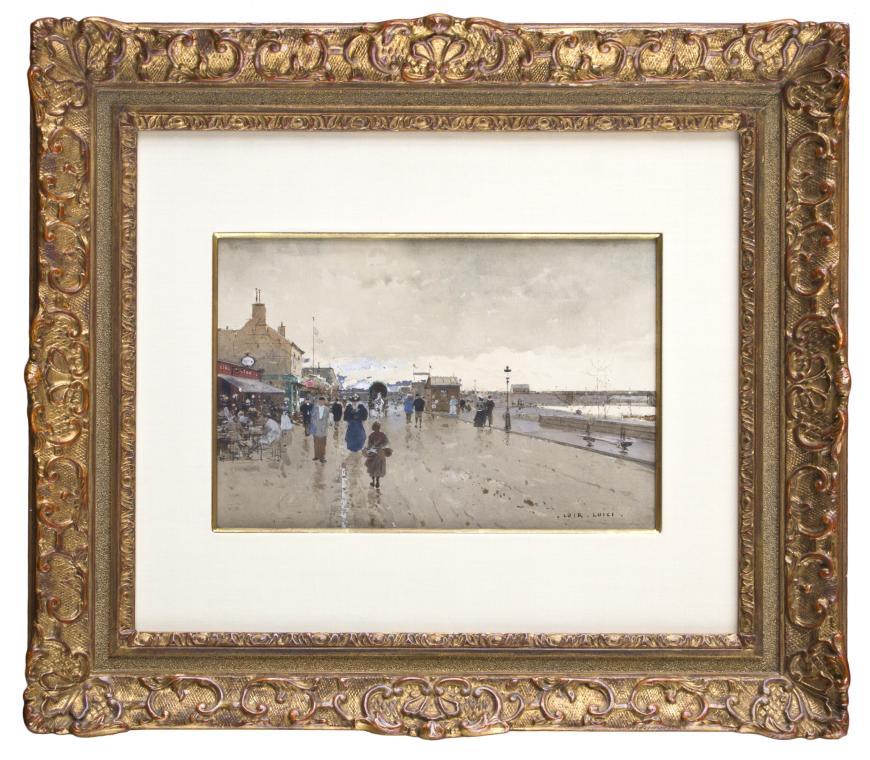 La Seine à Asnières