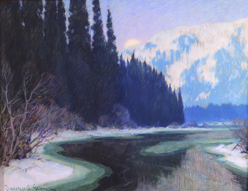 A Silent Stream of the North