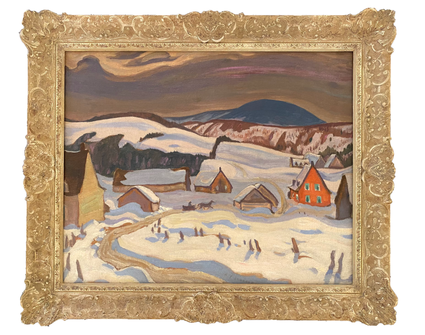 Winter Baie St. Paul