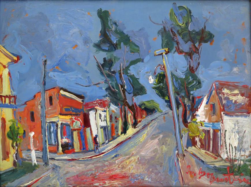 Street in Ste. Agathe