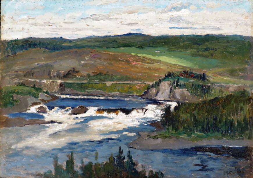 Chicoutimi Falls