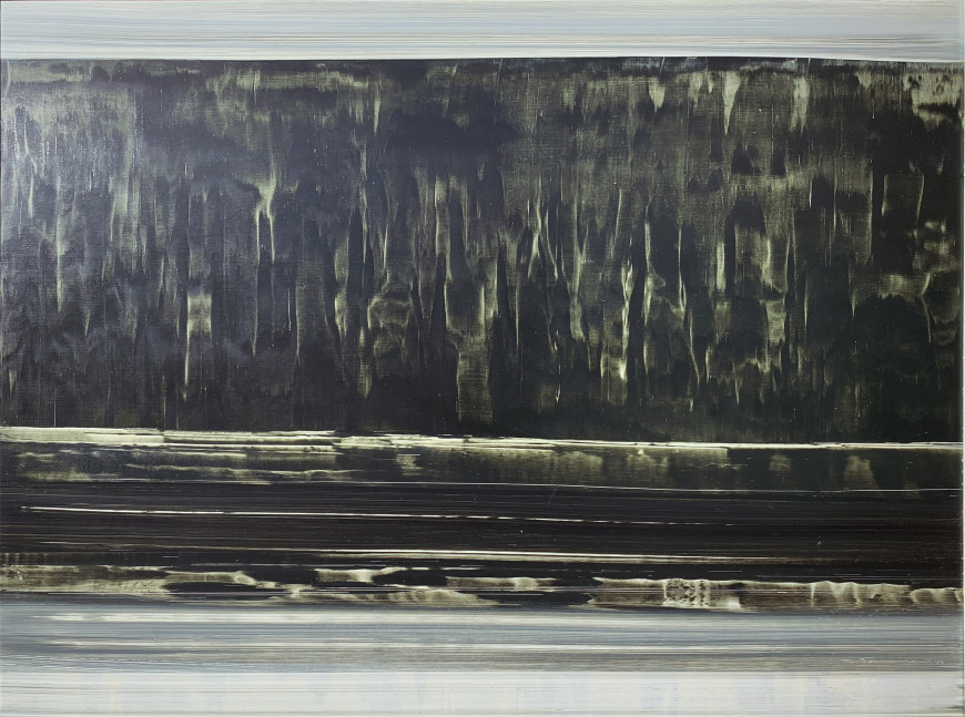 Bord de lac, Reflet